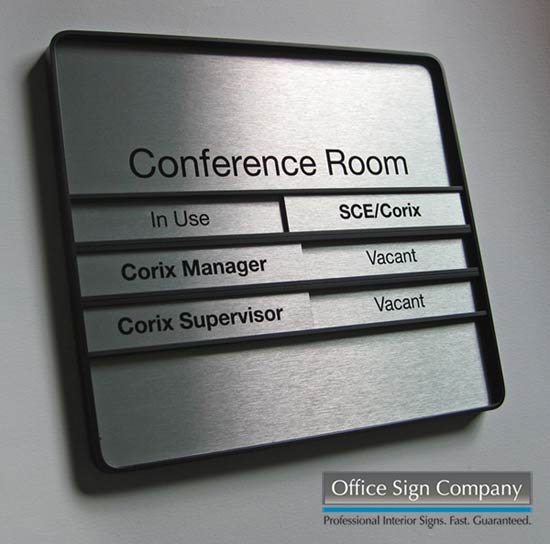 office_slider_sign | office sign company's blog