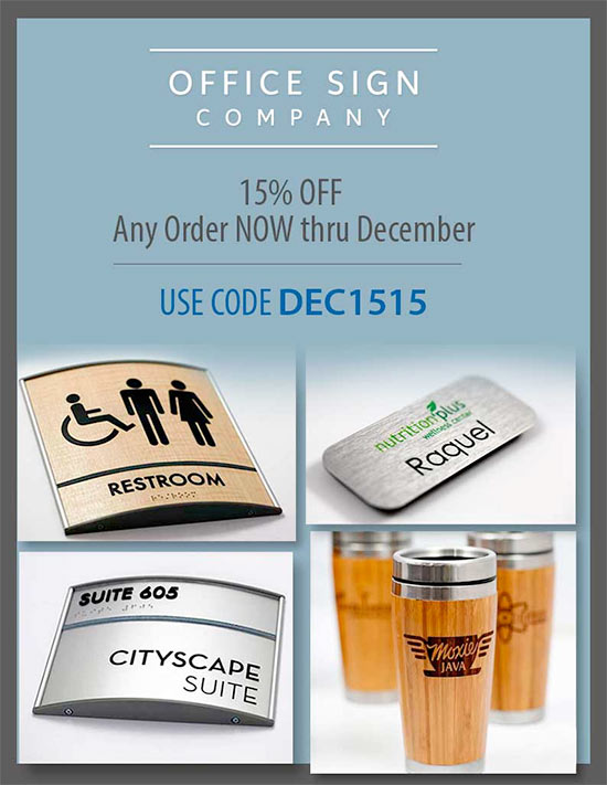 office sign company coupon code best wholesale